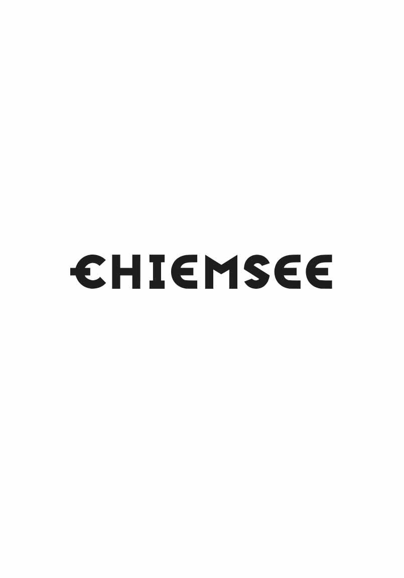 CHIEMSEE Damen mit weiten Ärmeln und Rückenprint Sweatshirt
