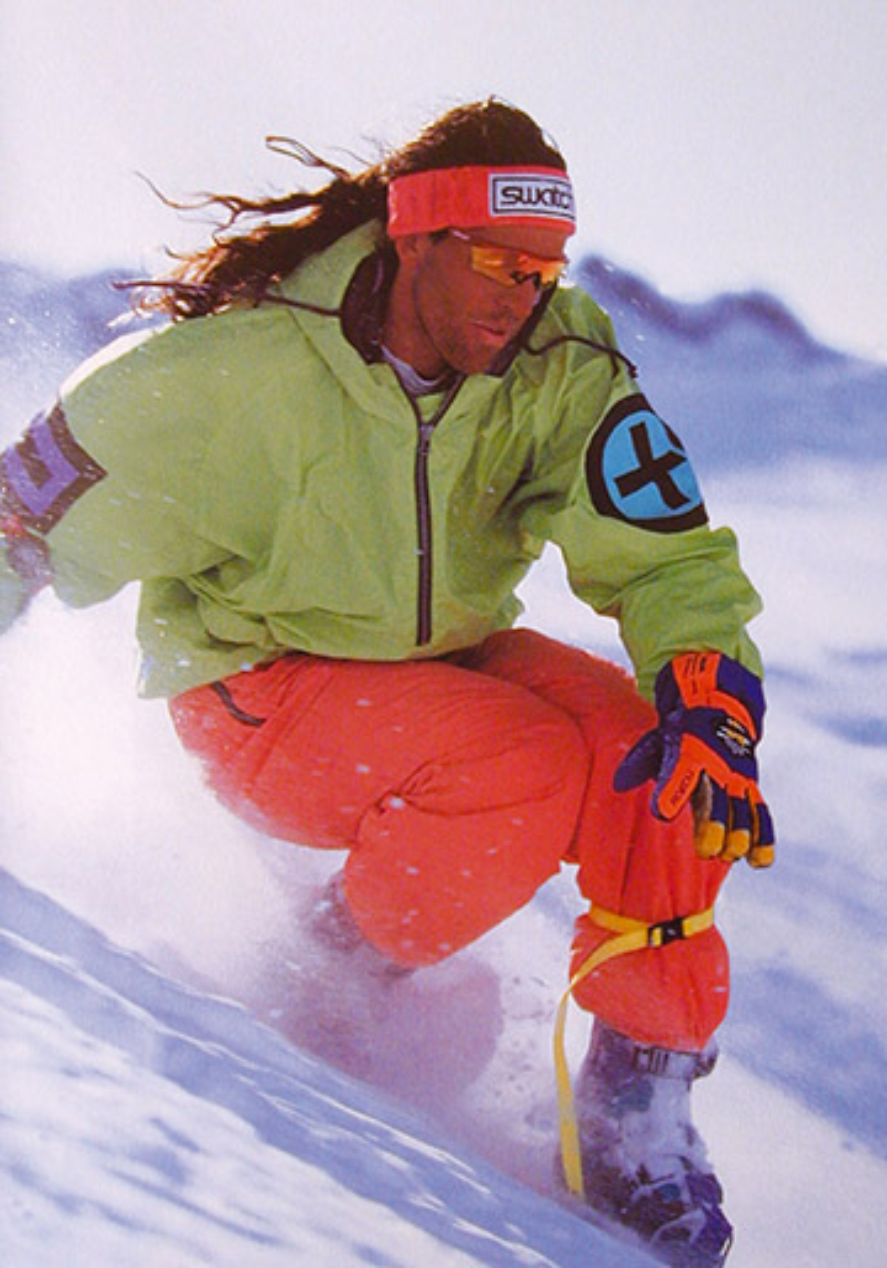 CHIEMSEE snowboarder
