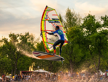 Surf Worldcup Neusiedler See 2017